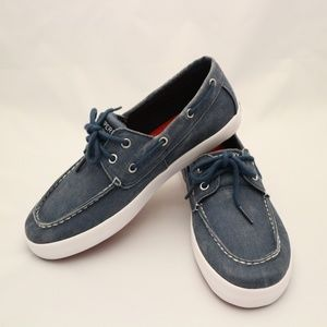 Sperry Big Kid's Tuck Sneaker, Size 6M
